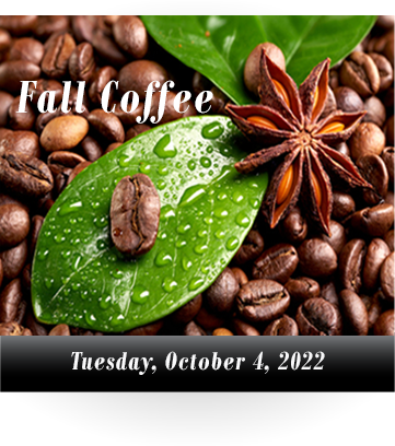 slide image for Fall Coffee